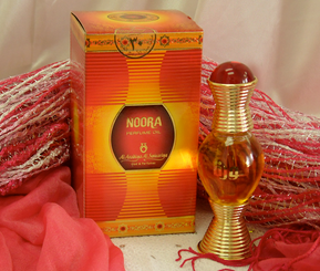 Noora Perfume Oil (20ml)