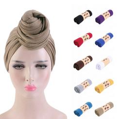 Premium Cotton Jersey MAXI Stretchable Scarf Hijab Wrap Muslim Plain