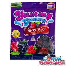 yummy gummy blast candy
