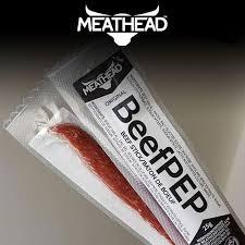 spicy beefpep halal beef sticks(meathead)