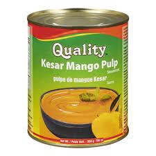 quality kaser mango pulp
