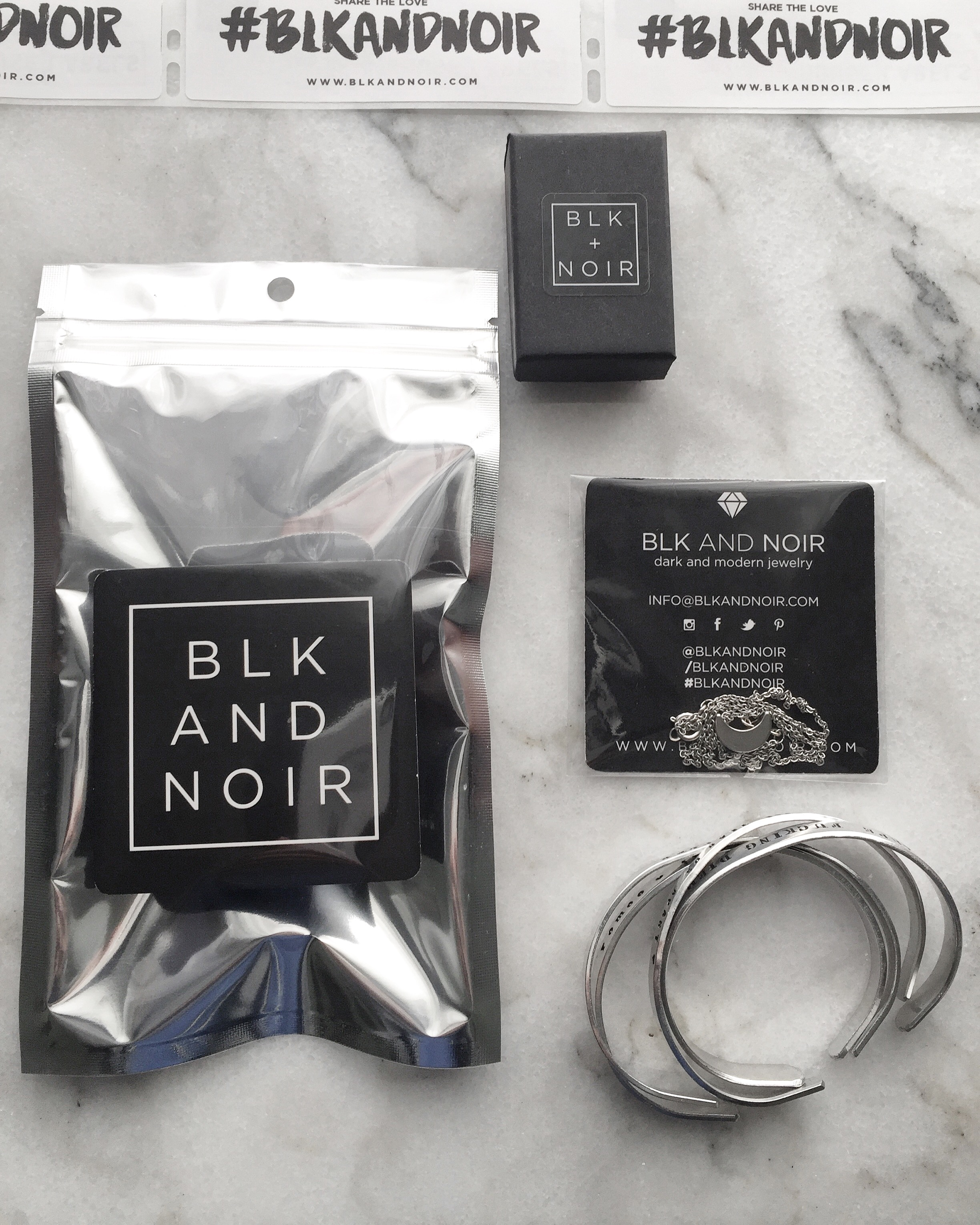 BLKANDNOIR BRANDING AND PACKAGING