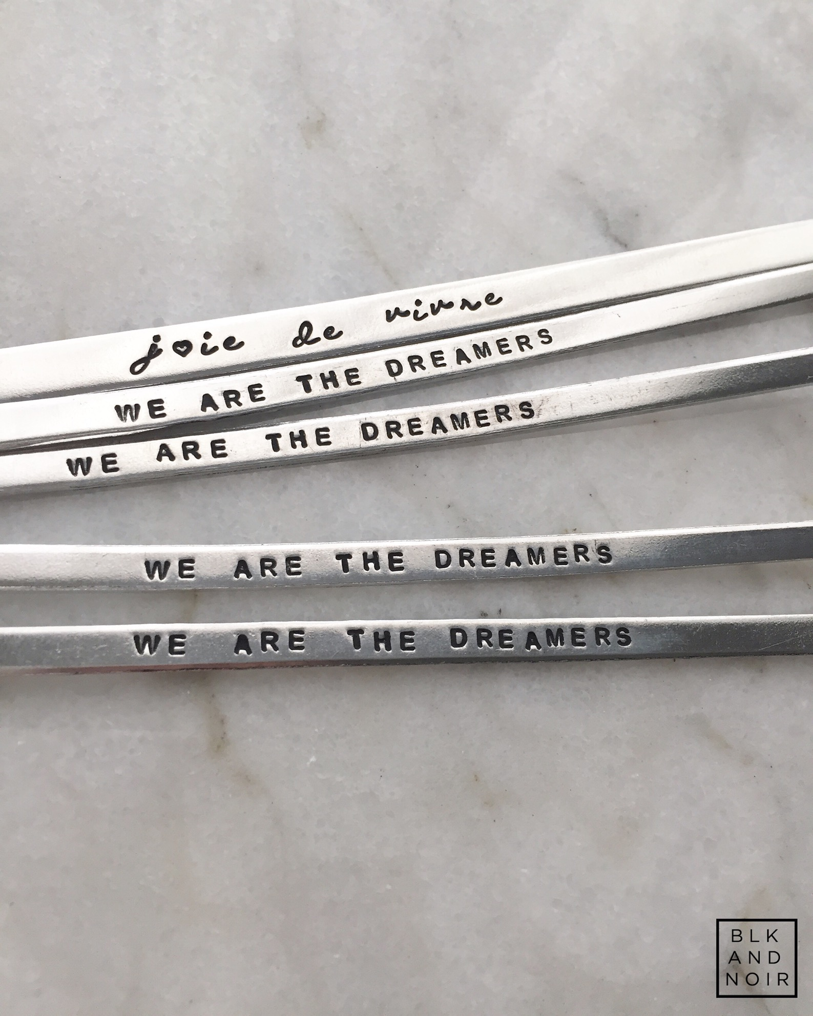 We are the dreamers bracelet