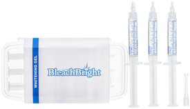 Great for the following products: Home Whitening System, ibright kit, personal trays,