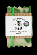 Moisturizing Goats Milk Soap - 5 oz. - Fresh Scent