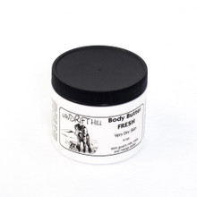 Body Butter - 4 oz. - Fresh Scent