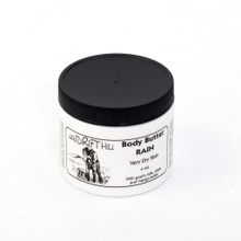 Body Butter - 4 oz. - Rain Scent
