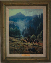 """""""Mist of Morning"""" by Martin Grelle"""
