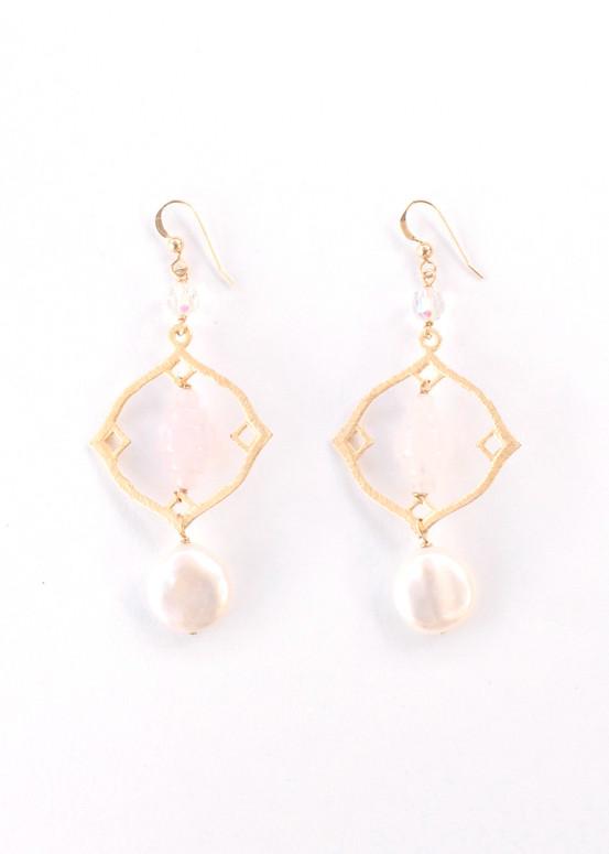 Eloise Pearl Earring