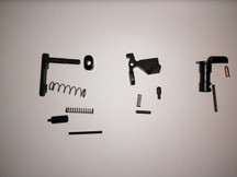 No Trigger and Hammer GWACS Armory CAV-15 Lower Parts Kit - AR-15