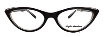 Cat eye designer glasses frames