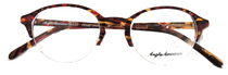 Half-rim glasses frames by Anglo American
