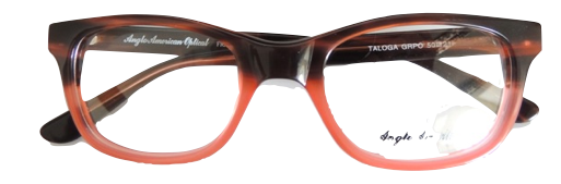 d469795a96a7 ... Anglo American Glasses Model Taloga Pink Brown GRPO. Loading zoom