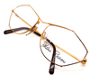 Paloma Picasso 3737 Hexagonal Glasses from Eyehuggers