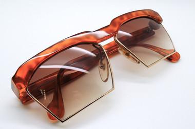Genuine Vintage Designer Frames by www.eyehuggers.co.uk