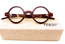 Round Italian Designer Frames By FEB 31st at Eyehuggers