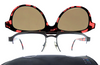 Aviator Style Frames By Esprit With Flip-Up Sunglasses from www.eyehuggers.co.uk