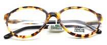 Lascoste 909 Tortoiseshell Eyewear from eyehuggers Ltd