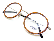 Vintage Style Round Glasses By Feb31st At www.eyehuggers.co.uk