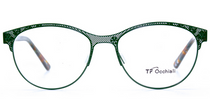 Vintage Panto Shaped Eyewear By TF Occhiali At Eyehuggers