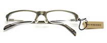 Burberry Half Rim Frame from Eyehuggers Ltd