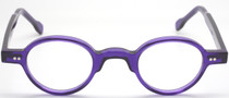 Frame Holland Preciosa Almost Round Glasses Hand Made In Holland Available At www.eyehuggers.com