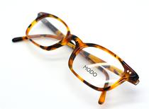 MODO 1042 252 Rectangular Tortoiseshell Glasses At Eyehuggers