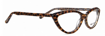 Cat Eye Shaped Vintage Style Acrylic Glasses By Anglo American At www.eyehuggers.com