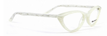 60's Style Cat Eye Acrylic Glasses By Anglo American At www.eyehuggers.com
