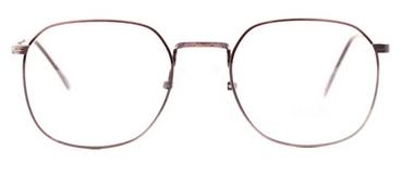 Large Eye Square Style Vintage Glasses By Avalon Eyewear At Eyehuggers