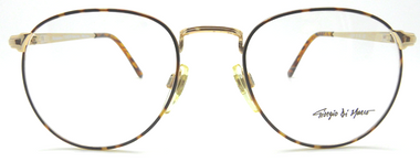 Vintage Gold & Tortoiseshell Spectacles By Giorgio De Marco At www.eyehuggers.co.uk