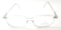 Clear Acrylic Seton Glasses By Winchester At Eyehuggers