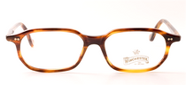 Winchester Seton Eyewear In Turtle Effect Acrylic At Eyehuggers
