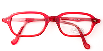 Vintage Rectangular Spectacles By Winchester At www.eyehuggers.co.uk