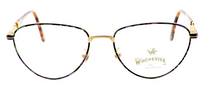 Italian Designer Panto Style Glasses By Winchester At Eyehuggers
