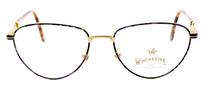 Italian Designer Panto Style Glasses By Winchester At Eyehuggers Ltd
