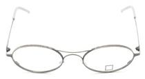 LIO IVM 0130 Oval Metal Vintage Eywear At Eyehuggers