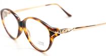 Vintage Versace V41 Designer Glasses At Eyehuggers