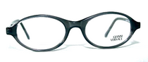 Versace V20 Grey Acrylic Frames from www.eyehuggers.co.uk