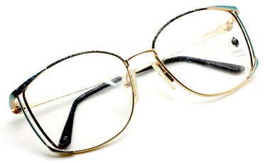 Vintage Faberge 1807 Oversized Designer Glasses At Eyehuggers