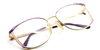 Vintage Faberge 1807 Designer Glasses At Eyehuggers
