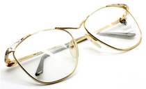 Faberge 1809 Vintage Designer Glasses At Eyehuggers