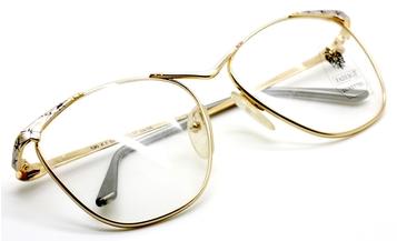 Faberge 1809 Vintage Designer Glasses At Eyehuggers