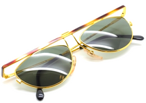 Vintage Oval Style Sunglasses By TAXI At www.eyehuggers.co.uk