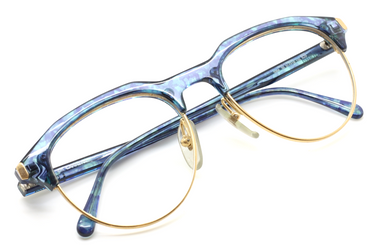 Carrera 5364 Blue and Gold Glasses from www.eyehuggers.co.uk