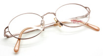 Vintage Lolita Lempika Rose Gold Glasses from www.eyehuggers.co.uk