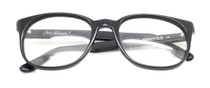 Oliver Goldsmith Woodstock Black Acrylic Glasses from www.eyehuggers.co.uk