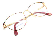 Oscar de la Renta 60 Multi Burgundy Frames from www.eyehuggers.co.uk