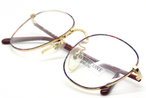 Beautiful Large Eye Vintage Evan Picone E910 Glasses At Eyehuggers