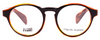 Gianfranco Ferre GFF 630 WS8 Black and Turtle Acrylic Glasses Frames At Eyehuggers